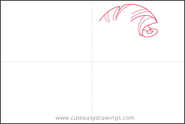 How to Draw Rarity Step by Step