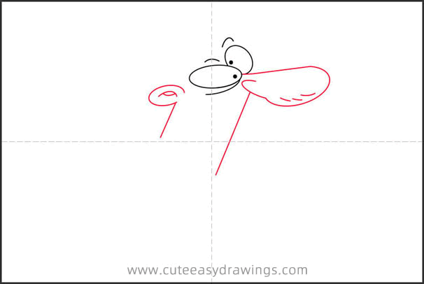 How to Draw a Cartoon Reporter Step by Step