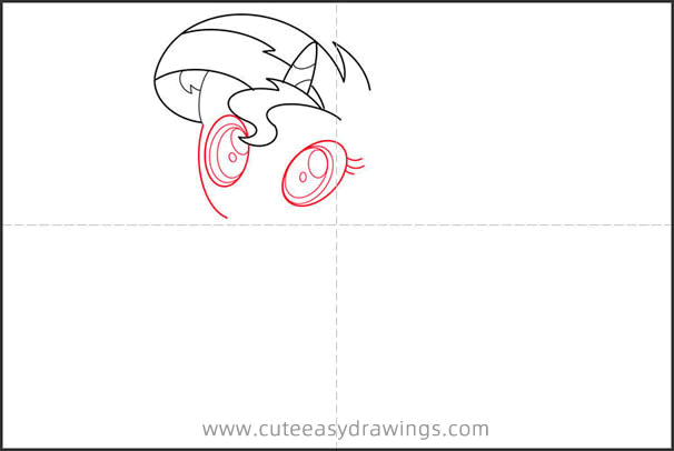 How to Draw Sunset Shimmer Step by Step