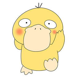 How to Draw Psyduck from Pokemon Step by Step