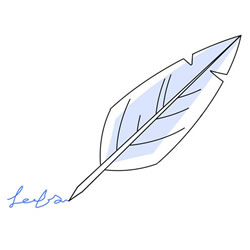 How to Draw a Quill Pen Step by Step