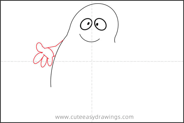 How to Draw a Halloween Kid Step by Step