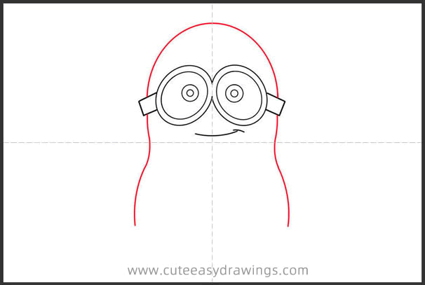 How to Draw a Minion Step by Step