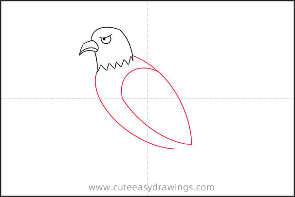 How to Draw an Eagle Step by Step