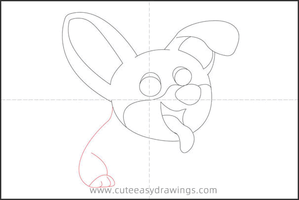 How to Draw a Puppy Easy Step by Step