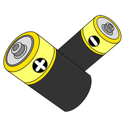 How to Draw a Battery