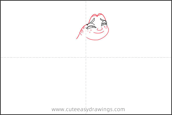 How to Draw Eep from The Croods