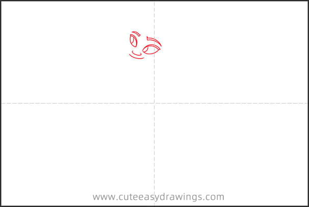 How to Draw Ugga from The Croods