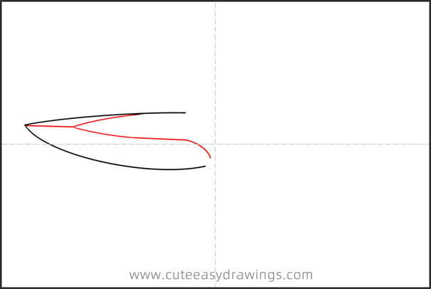 How to Draw a Knife Easy