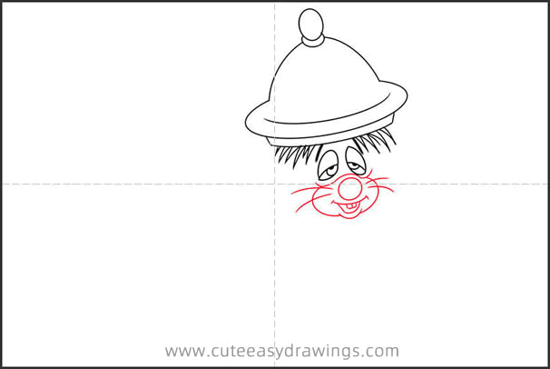 How to Draw the Dormouse from Alice in Wonderland