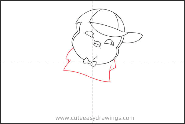 How to Draw Pudge the Penguin