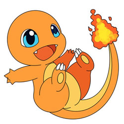 How to Draw Charmander Step by Step