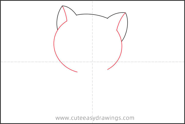 How to Draw a Kitten Making Noise