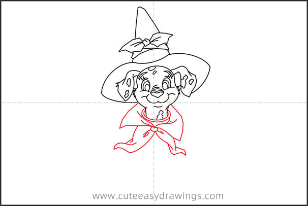 How to Draw Wizzer for Halloween