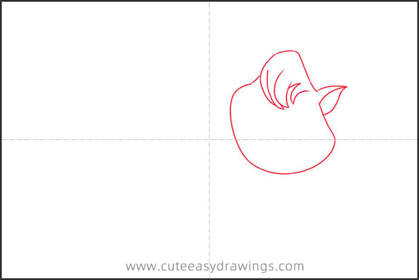 How to Draw Mewsette from Gay Purr-ee