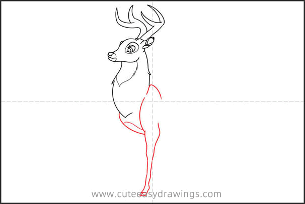 How to Draw The Great Prince of the Forest