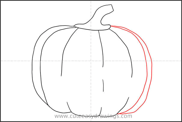 How to Draw a Realistic Jack-O