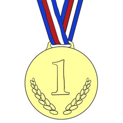 How to Draw a Realistic Medal