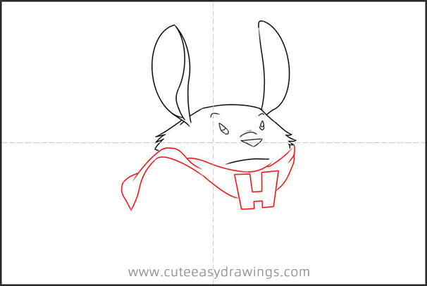 How to Draw Jacques von Hamsterviel