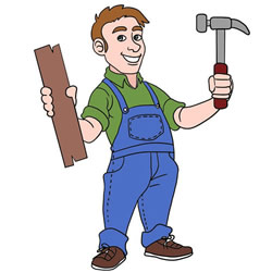 How to Draw a Carpenter at Work