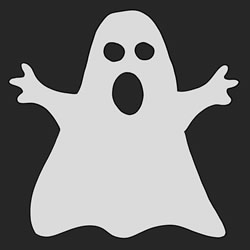 How to Draw a Ghost Easy