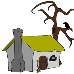 How to Draw a Witch House